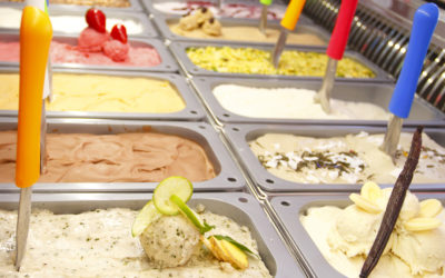 Pyreneum ice cream shop opens in Gracia