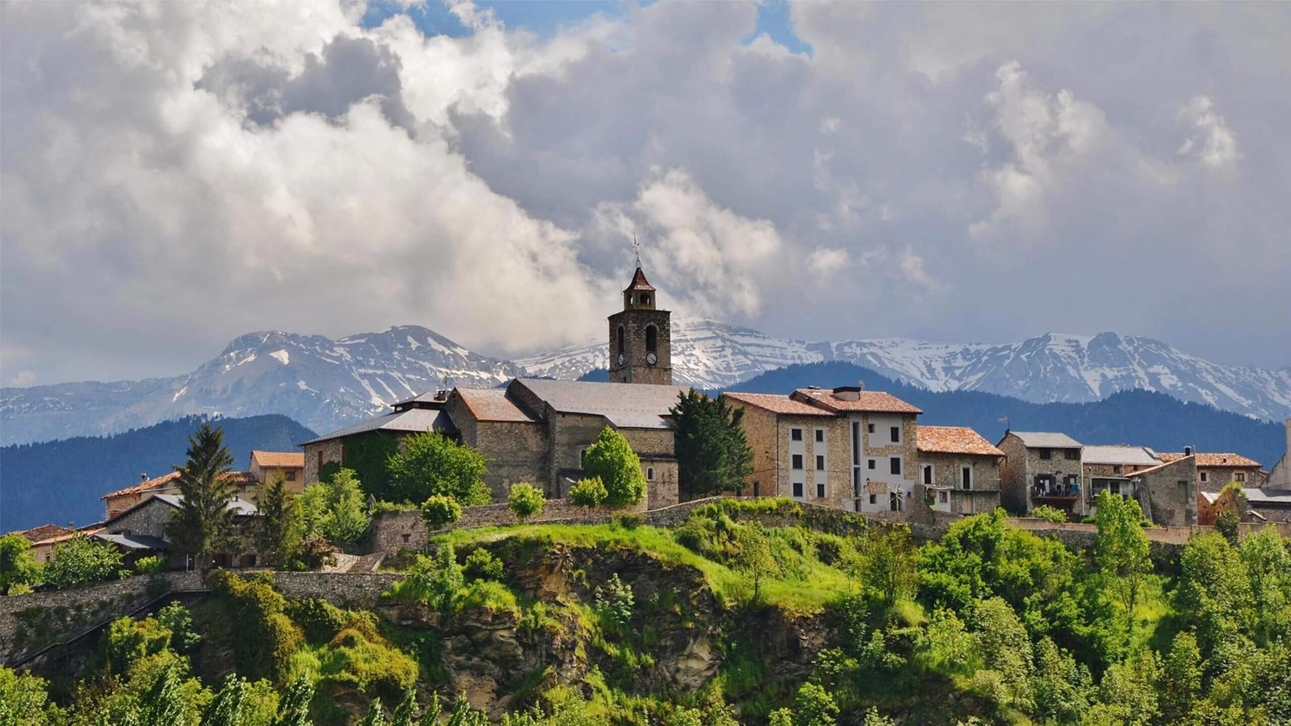 Bellver de Cerdanya, Lleida.
